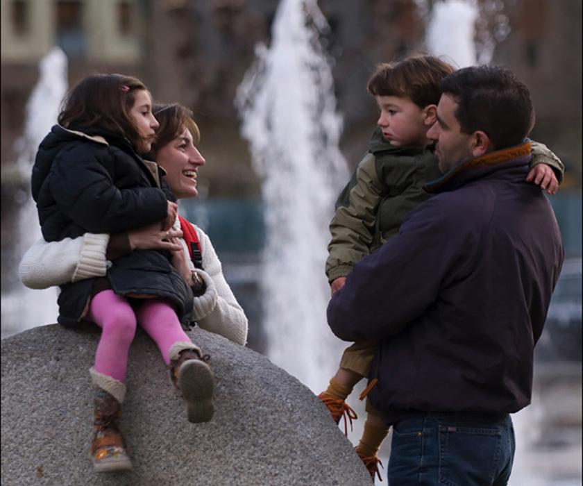 Infància i família